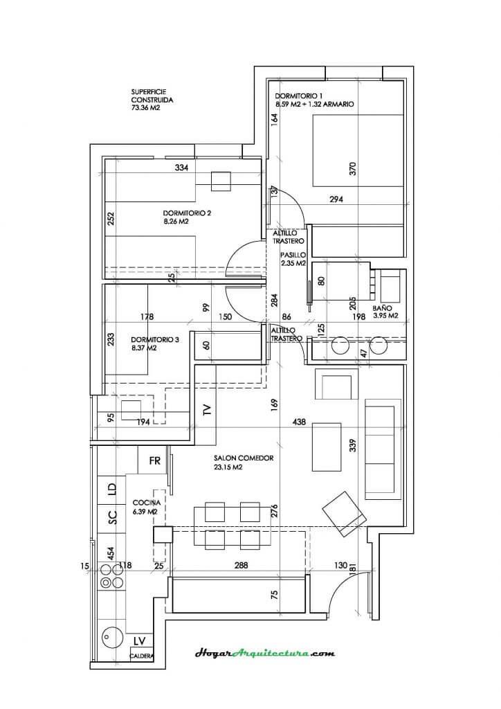reformas_Hogar Arquitectura