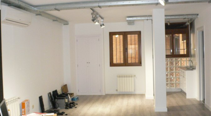 cambio de uso a vivienda @HogarArquitectura