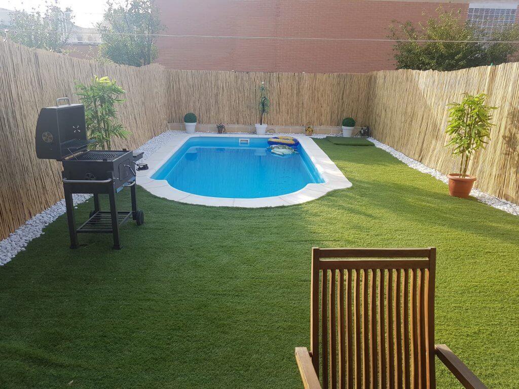 proyectos piscina Hogar Arquitectura