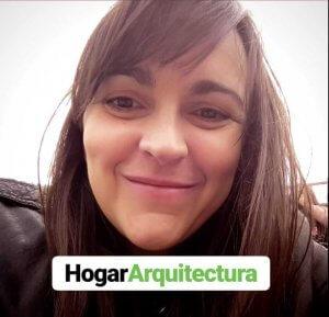 Raquel Sanz arquitecta en HogarArquitectura